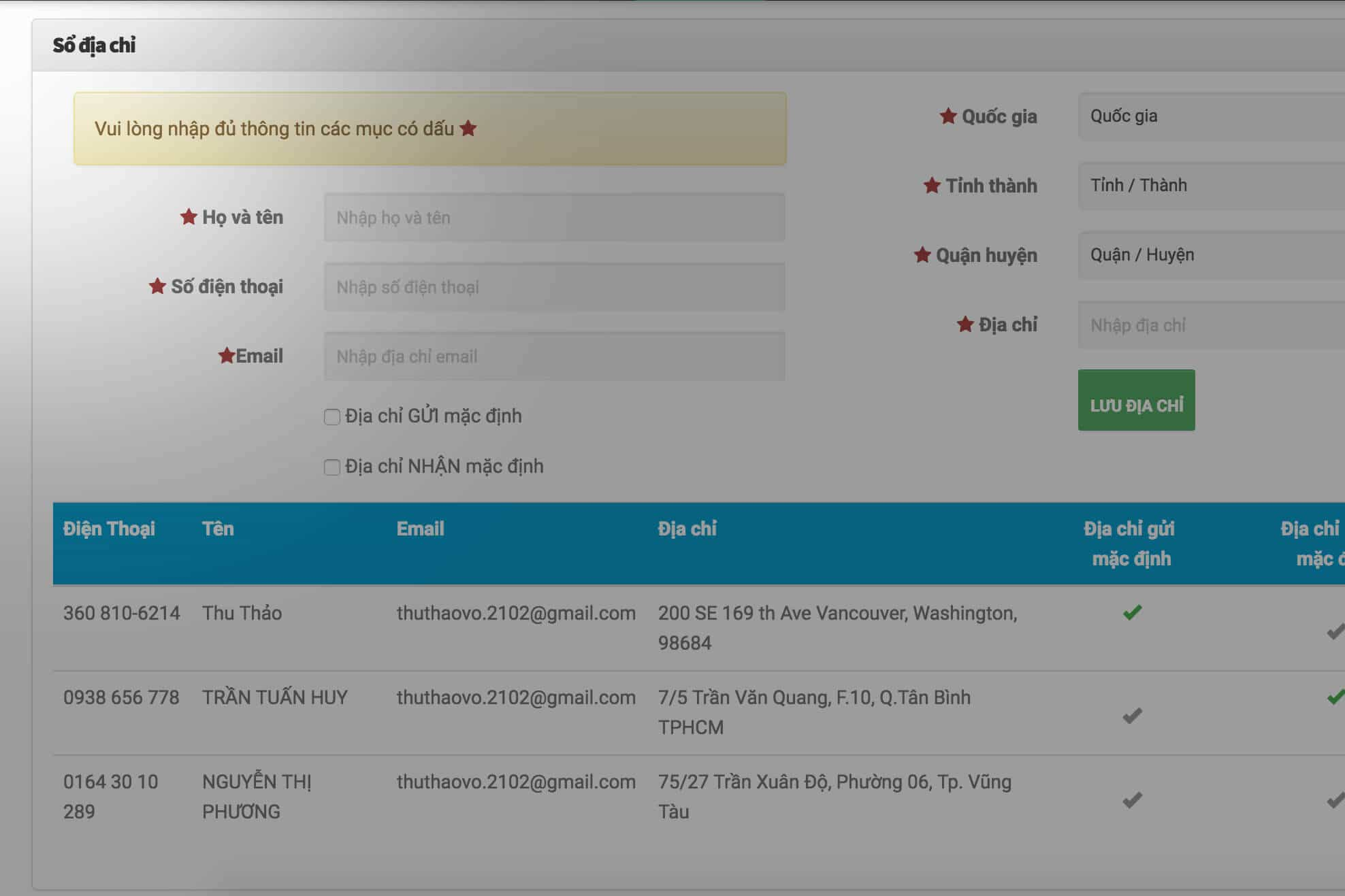 box-sodiachi Thủ tục gửi hàng từ Mỹ về Việt Nam