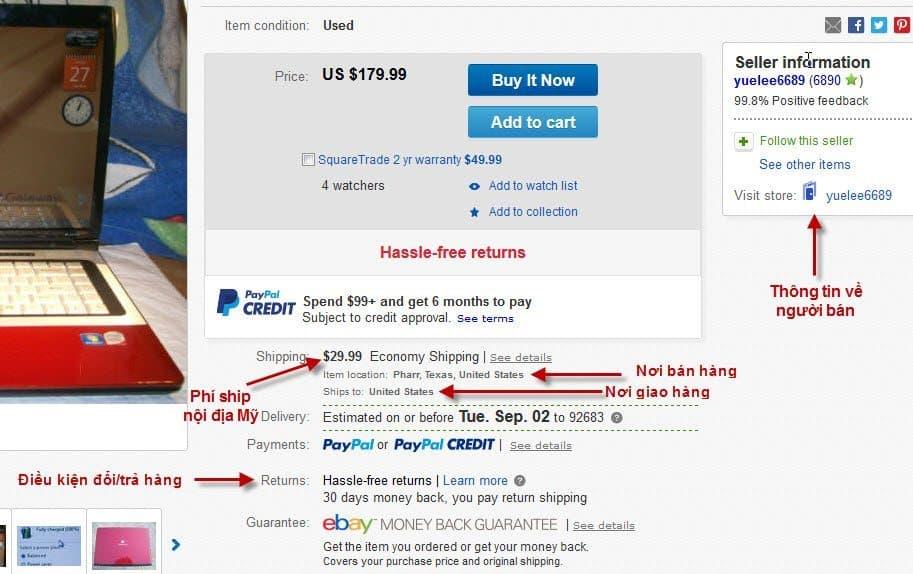huong-dan-cach-mua-hang-tren-ebay Hướng Dẫn Cách Mua Hàng Trên Trang Web Ebay.com