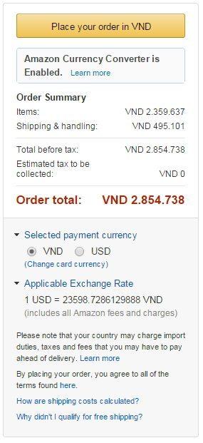huong-dan-ship-hang-tu-amazon-ve-viet-nam-9 Hướng dẫn cách Ship hàng từ Amazon về Việt Nam