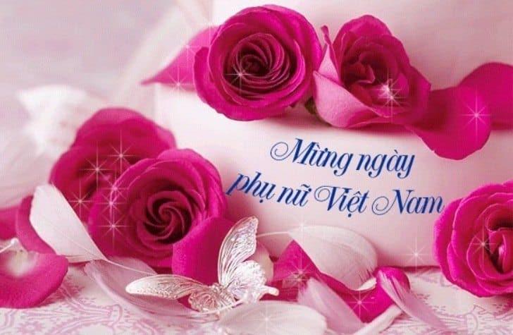 Ngày phụ nữ Việt Nam 20-10 VietAir chúc toàn bộ chị em phụ nữ khoẻ mạnh, xinh đẹp