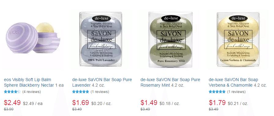 walgreens-Clearance-sale-cac-san-pham-cham-soc-co-the Bản tin khuyến mãi, giảm giá ngày 31/10/2016