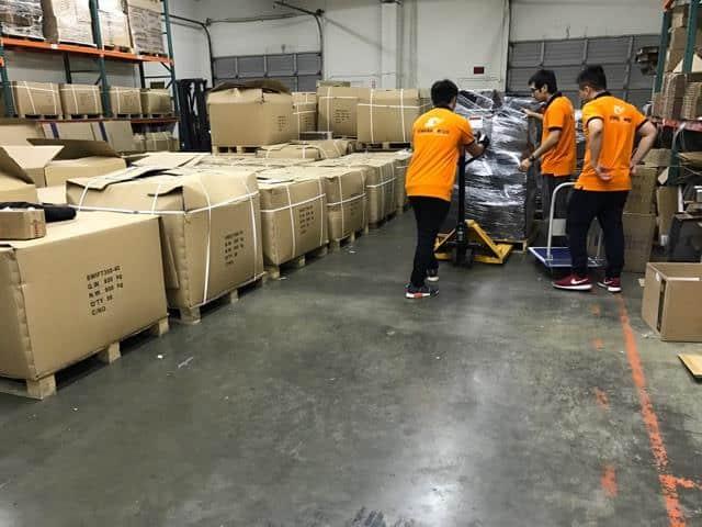 vacus 2016 Những Bước Ngoặc Đánh Dấu Sự Trưởng Thành Của VietAir Cargo
