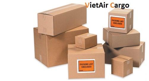 Đóng gói hàng hoá gửi hàng từ Việt Nam qua Mỹ