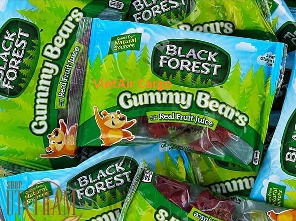 keo-deo-my-Gummy-Vites Những loại kẹo dẻo Mỹ đang được ưa chuộng nhất Việt Nam hiện nay