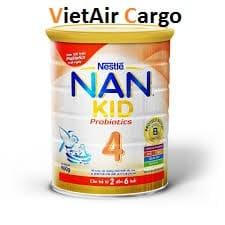 sua-NAN-cua-nga Trẻ sơ sinh uống sữa gì để tăng cân?