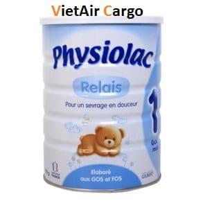sua-Physiolac-cua-phap Trẻ sơ sinh uống sữa gì để tăng cân?