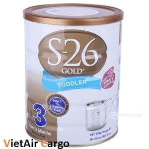 sua-s26-cua-uc Trẻ sơ sinh uống sữa gì để tăng cân?
