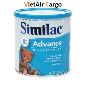 sua-similac-my Trẻ sơ sinh uống sữa gì để tăng cân?