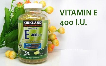 uong-vitamin-e-400-iu-moi-ngay-de-co-lan-da-dep Uống vitamin e có tác dụng gì, mua vitamin e của Mỹ ở đâu giá rẻ