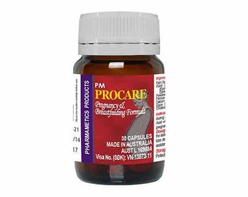 vitamin-cho-ba-bau-Procare 5 loại vitamin cho bà bầu tốt nhất tại Việt Nam hiện nay.
