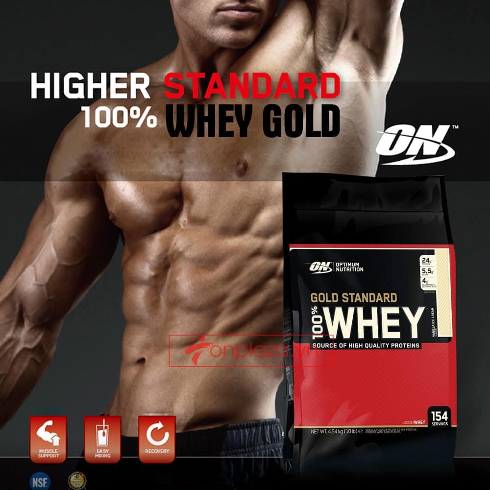 whey-protein-gold-standard Mua whey protein ở đâu tphcm. Whey protein giá rẻ