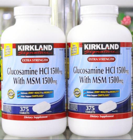thuoc-Glucosamine-Kirkland-375-vien-cua-my-gia-re-1 Thuốc Glucosamine Kirkland 375 viên của Mỹ có tốt không?
