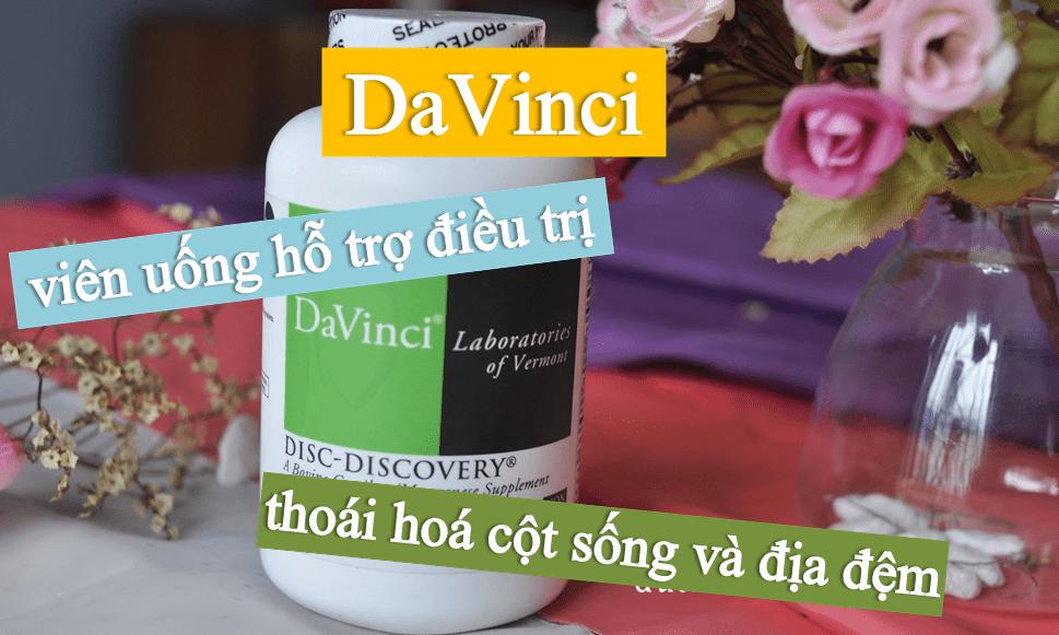 thuoc-ho-tro-dieu-tri-xuong-khop-davinci Disc Discovery DaVinci: Viên uống hỗ trợ điều trị thoái hoá cột sống và đĩa đệm