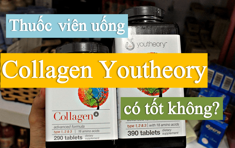 thuoc-vien-uong-collagen-youtheory-123-390-vien-cua-my Collagen Drink Youtheory 123 bottle 390 American is good?
