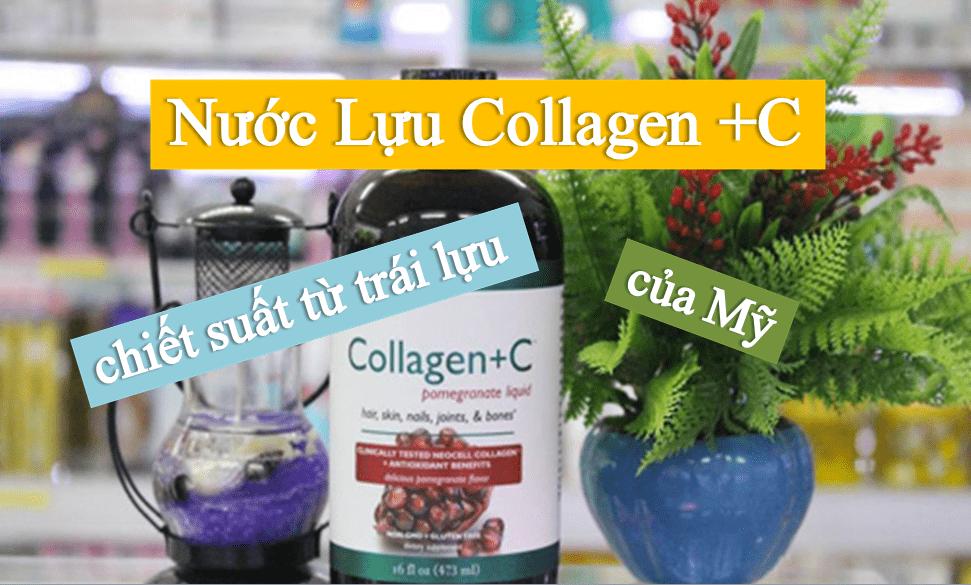 nuoc-luu-collagen-chiet-suat-tu-trai-luu-cua-my Nước Lựu COLLAGEN NEOCELL COLLAGEN + C POMEGRANATE LIQUID 473ML