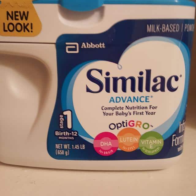 sua-bot-similac-advance-infant Sữa bột Similac Advance Infant dành cho bé từ 0-12 tháng của Mỹ