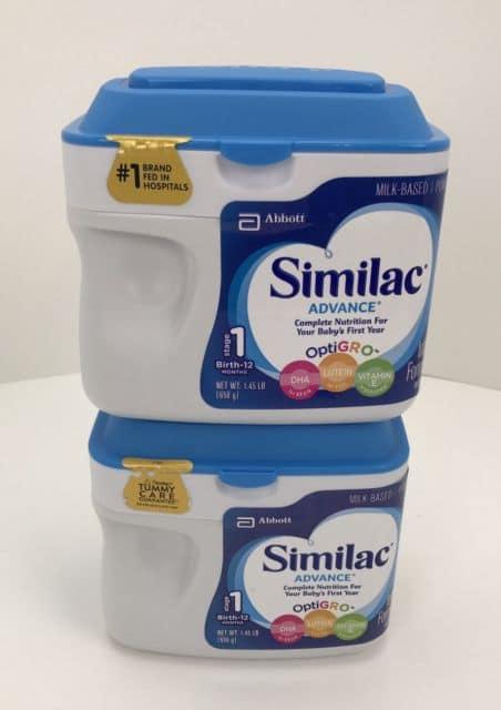 sua-similac-advance-infant-658g-cua-my Sữa bột Similac Advance Infant dành cho bé từ 0-12 tháng của Mỹ