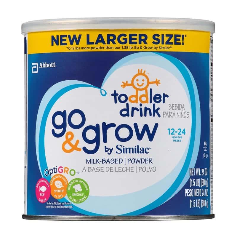 sua-similac-go-grow-680g Sữa bột Similac Go & Grow (680g) giúp bé yêu phát triển não bộ và thị giác
