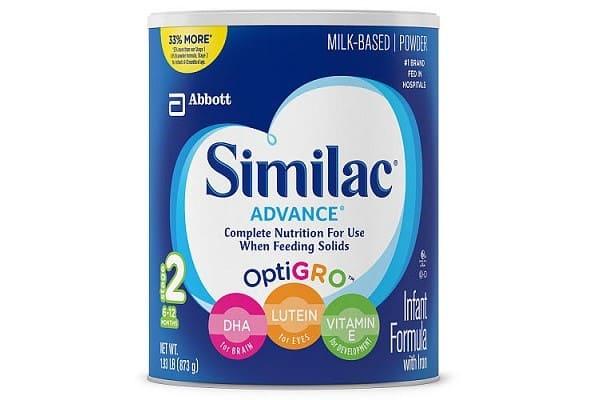 20 Chất lượng của sữa Similac của Mỹ có tốt không