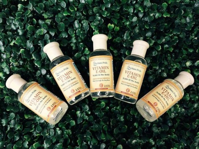 dau-vitamin-e-oil Vitamin E-Oil tinh khiết Puritan's Pride 30.000IU dạng nước 74ML