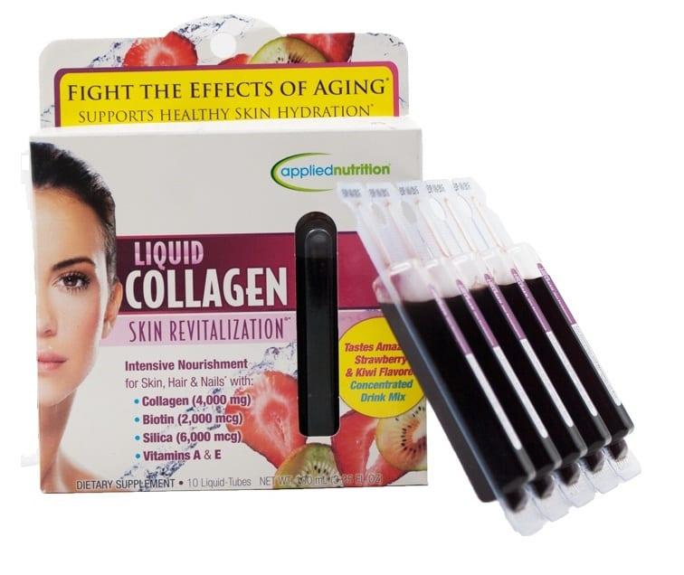 liquid-collagen Những công dụng của liquid collagen đối với người sử dụng.