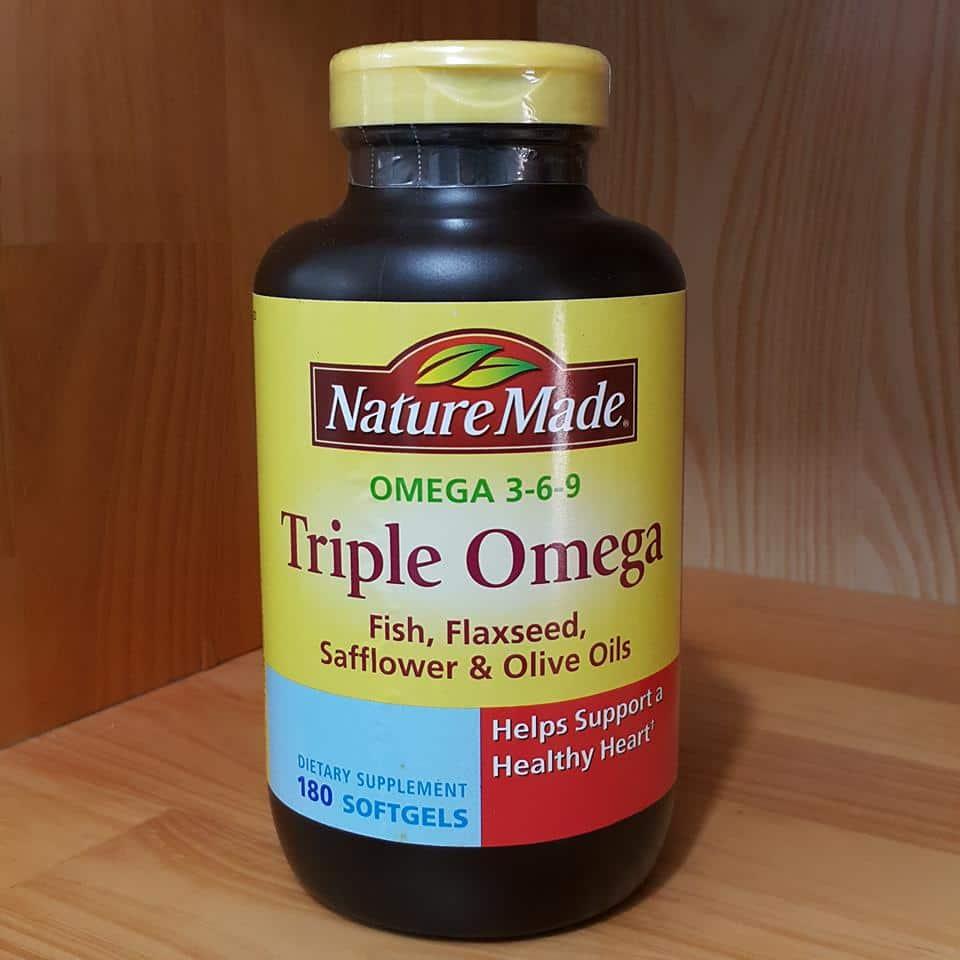 vien-uong-bo-sung-omega-3 3 dấu hiệu cho thấy cơ thể bạn cần bổ sung thực phẩm chức năng omega 3