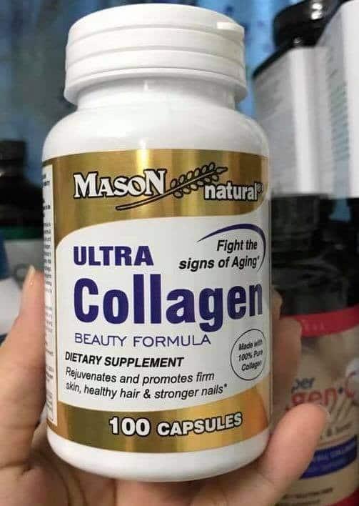 vien-uong-mason-ultra-collagen1 Viên uống làm đẹp da cho phụ nữ Ultra Collagen Mason Natural