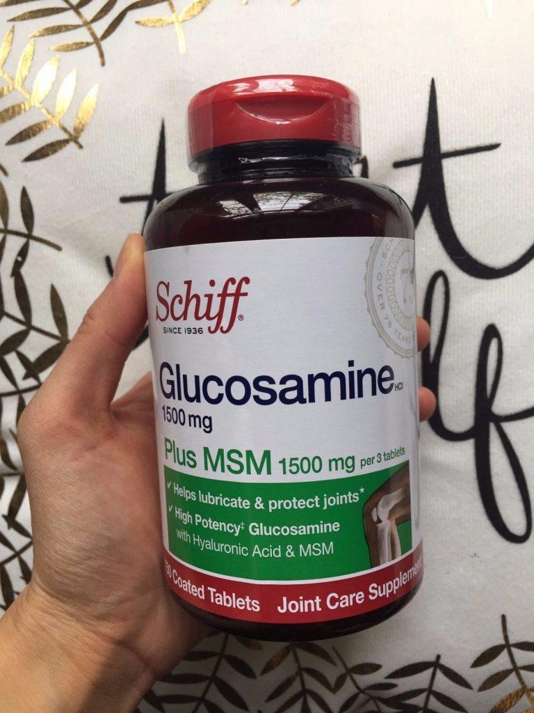 schiff-glucosamine-1500mg-jpg-1481248942-091220160902222-768x1024 Schiff Glucosamine Plus MSM 1500mg viên uống giảm Đau Nhức Khớp