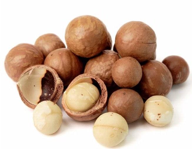 hat-macca 3 loại hạt cung cấp nhiều dinh dưỡng tốt cho Mẹ Bầu và thai nhi