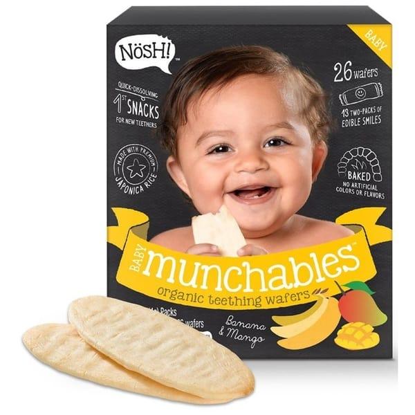 Nosh-Baby-Munchables-Banana-Mango-Organic-Rice-Teething-Wafers-26-Piece-Pack-of-6-938bef9c-416a-4387-8e39-71ff64270ea6_600 Bánh ăn dặm dành cho bé Baby Munchables Nosh 54g của Mỹ