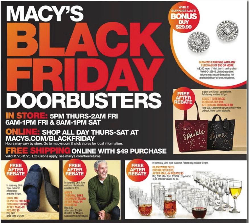 macys-black-friday-2017-1 12 website dự báo bùng nổ cực mạnh trong dịp Black Friday