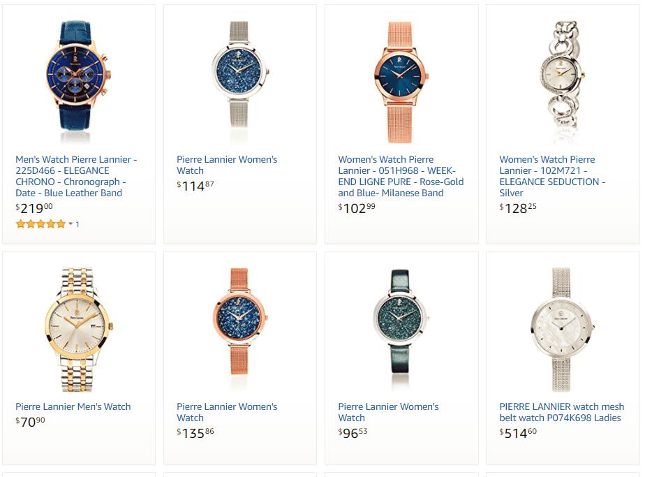 dong-ho-PIERRE-LANNIER PIERRE LANNIER đồng hồ cao cấp đến từ Pháp