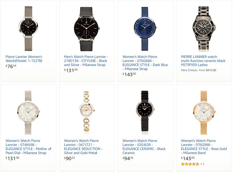 dong-ho-cao-cap-PIERRE-LANNIER PIERRE LANNIER đồng hồ cao cấp đến từ Pháp