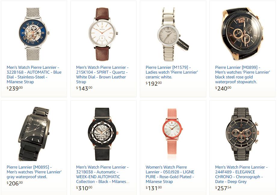 thuong-hieu-dong-ho-PIERRE-LANNIER PIERRE LANNIER đồng hồ cao cấp đến từ Pháp