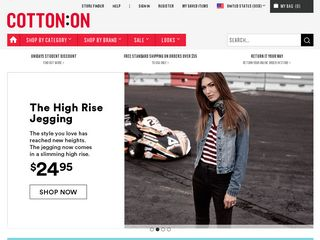 httpcottononcomUS Online Shopping Websites