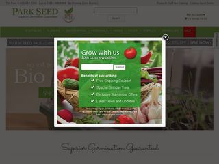 httpparkseedcom Online Shopping Websites