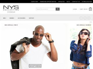 httpsnyscollectioncom Online Shopping Websites