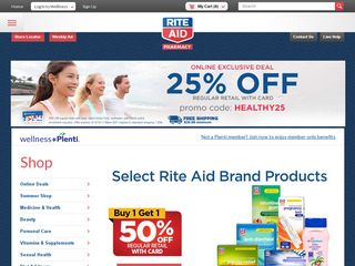 httpsshopriteaidcom Online Shopping Websites