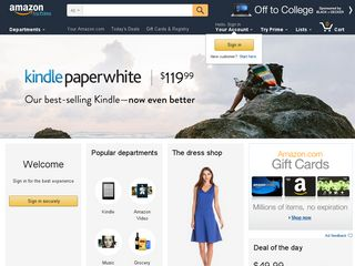 httpswwwamazoncom Online Shopping Websites