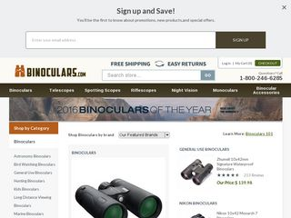 httpswwwbinocularscom Online Shopping Websites