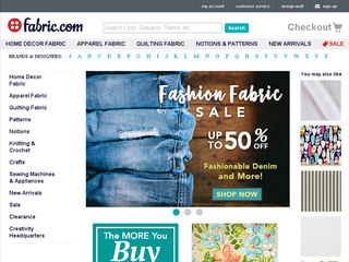 httpswwwfabriccom Online Shopping Websites