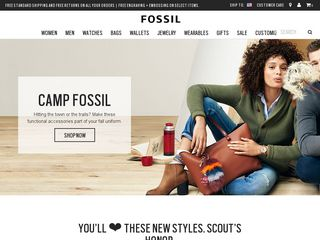 httpswwwfossilcomusenhtml Online Shopping Websites