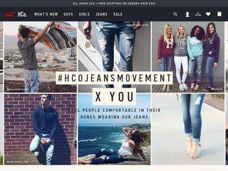 httpswwwhollistercocomshopus Tổng hợp các trang website mua hàng online ở Mỹ