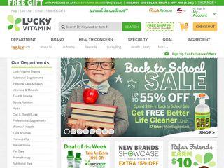 httpswwwluckyvitamincom Online Shopping Websites