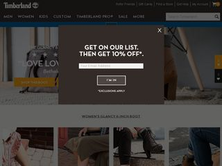 httpswwwtimberlandcom Online Shopping Websites