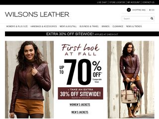 httpswwwwilsonsleathercom Online Shopping Websites