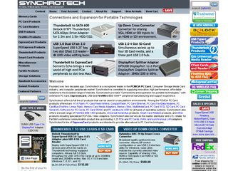 httpsynchrotechcom Online Shopping Websites