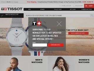 httpustissotshopcom Tổng hợp các trang website mua hàng online ở Mỹ