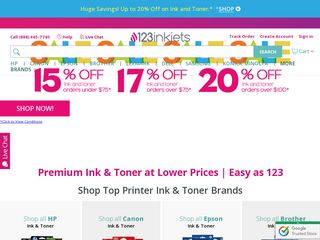 httpwww123inkjetscom Online Shopping Websites