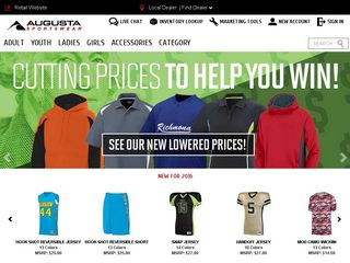 httpwwwaugustasportswearcom Online Shopping Websites